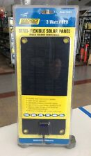 Solar Panel Trickle Charge Flexible 3 Watt Seachoice 14451