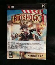 Bioshock infinite premium edition PC collector's