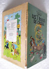 Tintin - Les 7 Boules de Cristal (Plat B35) Hergé 1964