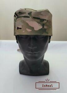 Mens surgical caps, scrub cap, scrub hat, Original camouflage fabric