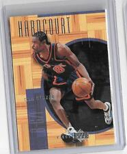 CHRIS WEBBER / LATRELL SPREWELL 2000 UPPER DECK HARDCOURT ERROR CARD 1/1!!!!