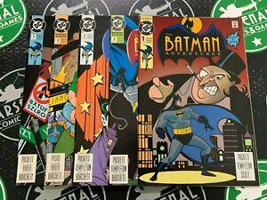 Batman Adventures Lot of 13 (#1-34 & Ann 2) DC Comics Dark Knight Joker Catwoman