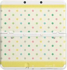 Nintendo Cover Plate Kisekae plate (pastel dot) for New Nintendo 3DS JP