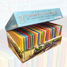 Thomas the Tank Engine The Classic Library Station Box Set Pack 26 Books set UK