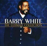 Barry White - The Ultimate Collection CD MERCURY