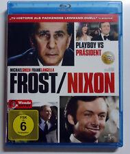Frost / Nixon - Michael Sheen / Fankr Langella - Blu-Ray - 2008