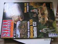** STEEL MASTERS n°67 Yougoslavie avril 1941 / Chars de l'armée Yougoslave