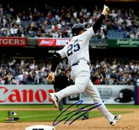Gleyber Torres Autographed Signed 8x10 Photo ( Yankees ) REPRINT