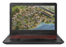 "ASUS TUF 15.6"" (1 TB + 256 GB, Intel Core i7 8th Gen., 2.2 GHz, 16 GB) IPS Gaming Laptop - Black - FX504GE-E4012T"