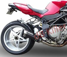 SILENCIEUX ARROW CARBONE MV AGUSTA BRUTALE 750 910 - 71353MI+71110MO