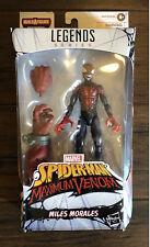 """Marvel Legends Series: Spider-Man - Maximum Venom 6"""" Miles Morales..."""