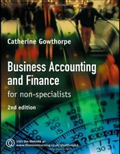 Business Accounting and Finance: For Non Specialists,C. Gowthorpe