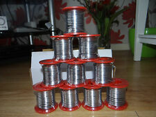Plumbers solder, copper pipe/tube/plumbing/gas/central heating, Leaded 3mm 250g.
