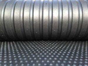 Stable Horse Rubber Matting Floor Equine Flooring 1.2m x 1.8m 17mm SET 5