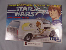 vintage Star Wars MPC model kit LUKE SKYWALKER VAN MIB MISB Sealed