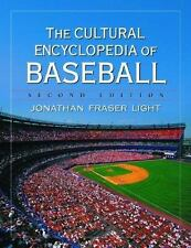 The Cultural Encyclopedia of Baseball-ExLibrary
