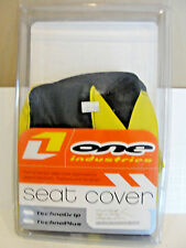 One Industries Techno Grip Seat Cover RMZ 250 2004 Black/ Yellow, STG-SU250-MP