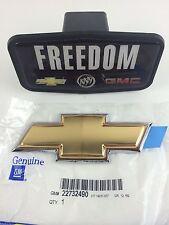 GM 22732490 2005-2010 CHEVROLET COBALT GOLD BOWTIE REAR TRUNK DECK LID EMBLEM
