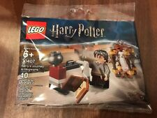 Lego 30407 Harry Potter Harry's Journey to Hogwarts Polybag Brand New!!!