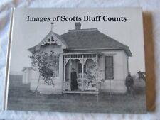 Scotts bluff County NEBRASKA Picture History Book Hardcover