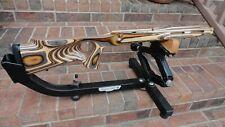 Remington 700 S/A Bull Bdl Sps Vtr Gloss Birch Marksman Elite Stock Freeship 549
