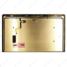 """New LM270WQ1(SD)(F2) Apple iMac A1419 LED Screen & Front Glass Assembly - 27"""" QH"""