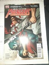 Avengers #22 (2010 4th Series, April 2012, Marvel)