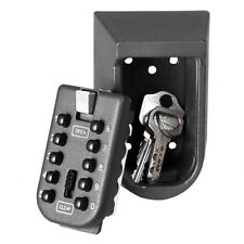 Zinklegierung Schlüsselsafe Schlüsseltresor Schlüsselbox mit Zahlenschloss SD DE