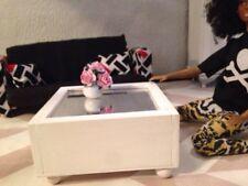 Bambola BARBIE Mobili Tavolino con specchio... per bambole... più colori!!!