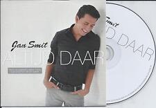 JAN SMIT - Altijd daar CD SINGLE 2TR CARDSLEEVE 2012 HOLLAND RARE!