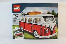 Lego Creator 10220 Volkswagen T1 Camper Bus Van New, Sealed, Retired