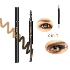 Hysbeauty Eyebrow Pencil Double Color, Waterproof Eyebrow Pencil with Double Hea
