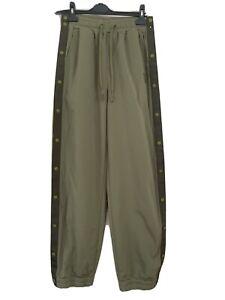 Fenty x Puma Khaki Oversized Joggers / Track Pants Size 8-12