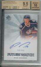11-12 SP Authentic Ryan Johansen RC Future Watch /999 BGS 9.5 Auto 10 Mint