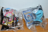 POKEMON HAPPY MEAL TOY LOT MCDONALDS SEALED OMEGA RUBY ALPHA SAPPHIRE
