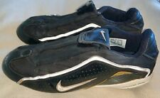 Rocco Baldelli 2003 Tampa Bay Rays Game Used Worn Rookie Cleats Autographed