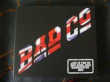Slip Treble: Bad Company : Live Manchester 2010 : Paul Rodgers  3 CDs