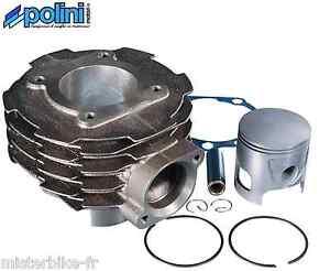 Kit Cylindre Piston Fonte Ø61 152cc Polini Vespa PX 125 T5 Classic 85-95 VNX5T