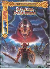 GUERIN DOMINIQUE LE VOLEUR DE GRIMOIRES SOLEIL 1991 MAGICIENS D'OSINOR FANTASY