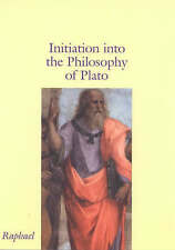 Very Good, Initiation into the Philosophy of Plato, Raphael, Book