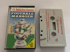 ZX81 - Football Manager - Addictive Games - 1981