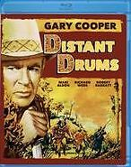 Distant Drums (Gary Cooper) Region A - BLU RAY - Sealed