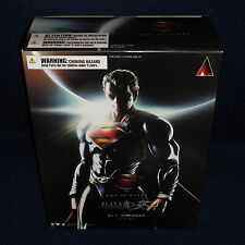 Man of Steel SUPERMAN Play Arts Kai Action Figure Square Enix - IN STOCK