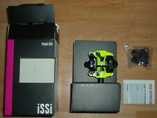 ISSI pedal II spd MTB pedal, Yellow Hi-VIS, incl. Cleats, 312 G