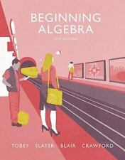 Beginning Algebra plus MyMathLab -- Access Card Package (9th Edition) (Tobey De