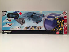TRANSFORMERS CAPTURE POD PLAYSET 1 METRE LONG BRAND NEW FREE UK POST AGE 3+    T