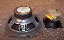Hochton Lautsprecher 60mm / Weiche 12 dB parallel schaltbar Neuwertig OK