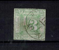 Briefmarken Thurn und Taxis Altdeutschland 36 gestempelt Kurzbefund Sem BPP