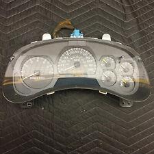 Instrument Panel Cluster IPC Gauges Speedometer for 01-09 Chevrolet Trailblazer