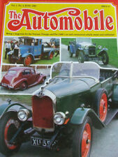 June The Automobile Magazines in English